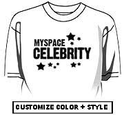 Myspace Celebrity