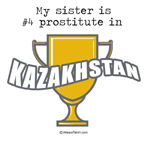 #4 Prostitute in Kazakhstan