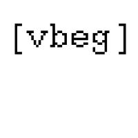 [vbeg] - Very big evil grin