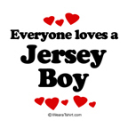 Everyone loves a Jersey boy