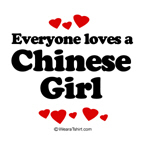Everyone loves a Chinese girl