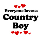 Everyone loves a Country boy