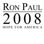 Ron Paul 2008: Hope for America