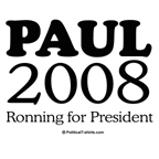 Ron Paul 2008: Ronning for President