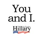 You and I: Hillary 2008
