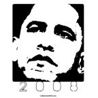 Obama 2008: 2 0 0 8
