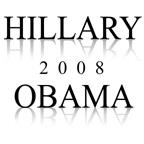 Hillary Obama 2008