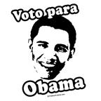 Voto para Obama