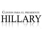 Clinton para el Presidente