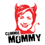 Anti-Hillary: Commie Mommy