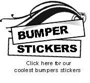 Bumper Stickers / Humor Stickers