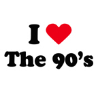 i love the 90s