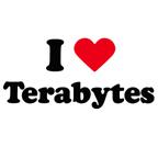 i love terabytes