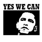 Yes we can / Barack Obama 2008