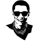 Hipster Obama
