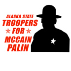 STATE TROOPERS FOR MCCAIN PALIN