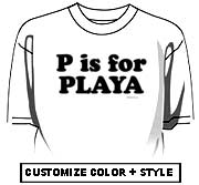 P is for PLAYA