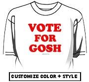 Vote for Gosh