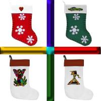 Christmas Stockings & Felt Christmas Stockings