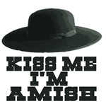 Kiss Me I'm Amish