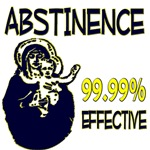 Abstinence: 99.99% Effective
