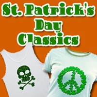 Classic St. Patrick's Day Tshirts