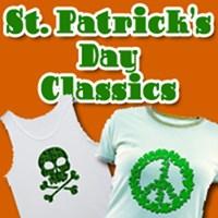 Classic St. Patrick's Day Tshirts