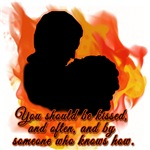 Rhett Butler Quote: You Should Be Kissed