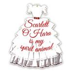 Scarlett O'Hara is My Spirit Animal