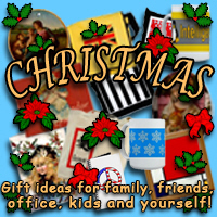 Christmas! Cards, Gifts, Ornaments!