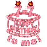 Happy 7-7 Birthday to Me!