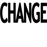 Change! Message Tee CHANGE