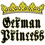 German Princess Oktoberfest Design
