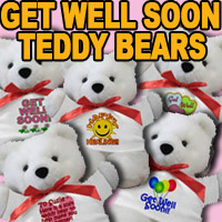 Personal Message Teddy Bears