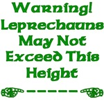 Leprechaun Warning!