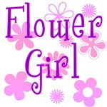 Flower Girl T-shirt or Gift
