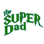 The Super Dad Potteresque Font