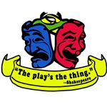 The Play's the Thing Shakespeare Quote