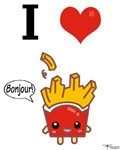 I (Heart) French Fries!