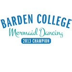 Barde College Mermaid Dancing Champion