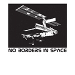 no borders in space