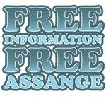 Free Information Free Assange