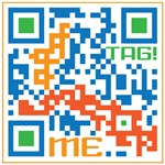 QR Tee - Tag! Me