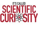 Scientific Curiosity Big Bang THeory Tshirt
