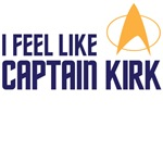 I feel like Captain Kirk