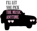 Supernatural Driver Picks The Music