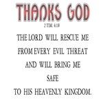Thanks God