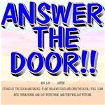 Answer The Door