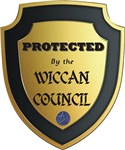 Protected by wiccan