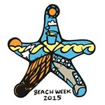 2015 Beach Week - Starfish & Friends